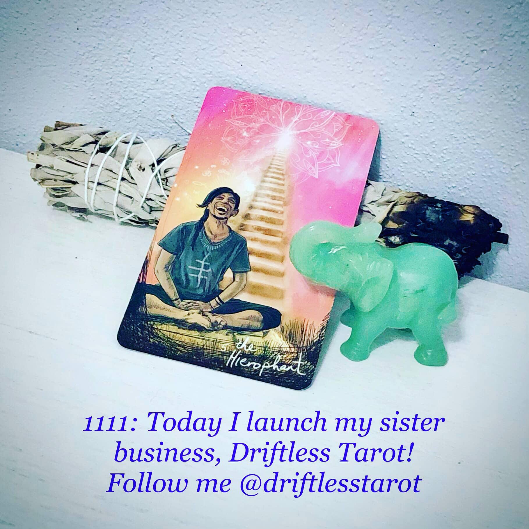 Driftless Tarot 1111