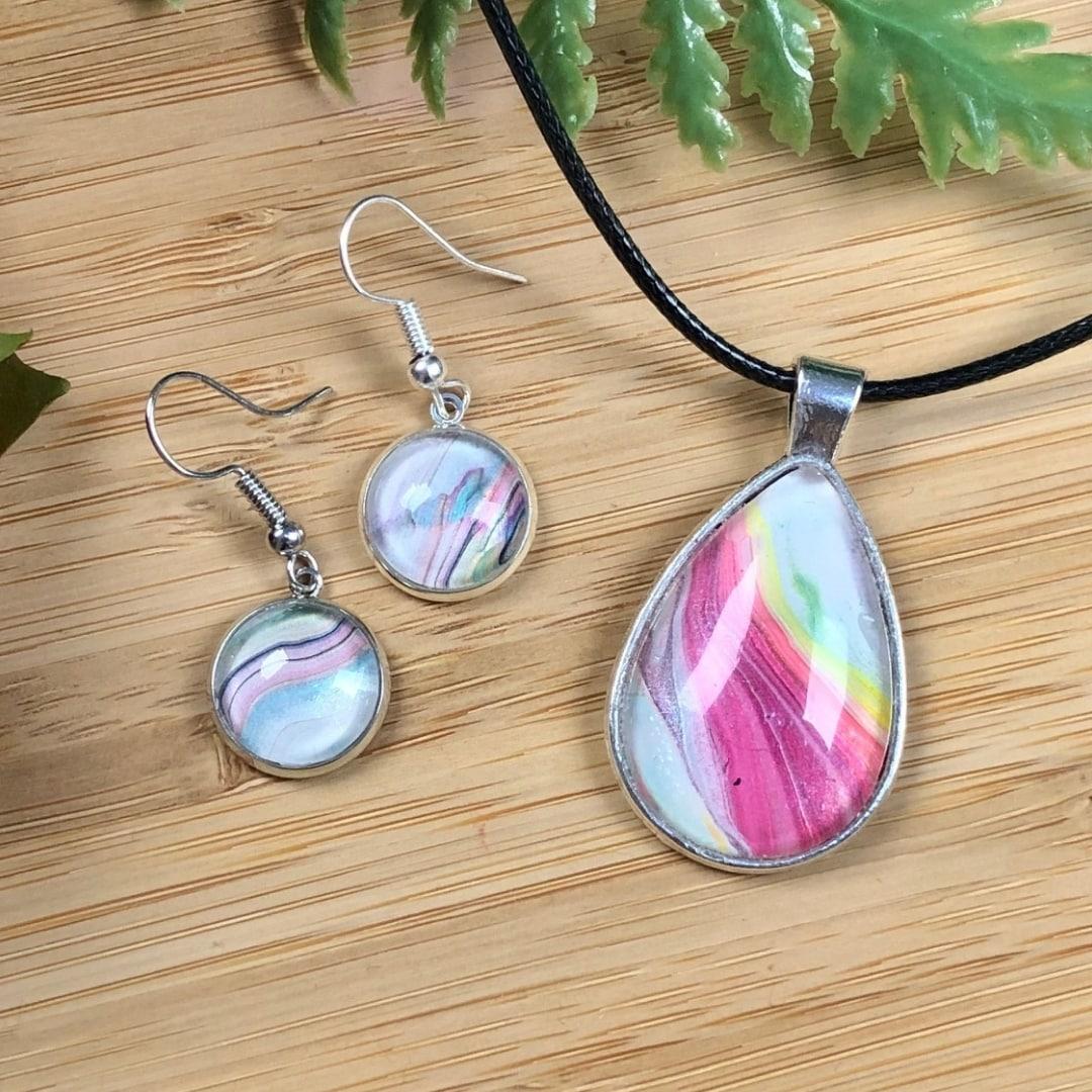 Acrylic Skin Jewelry