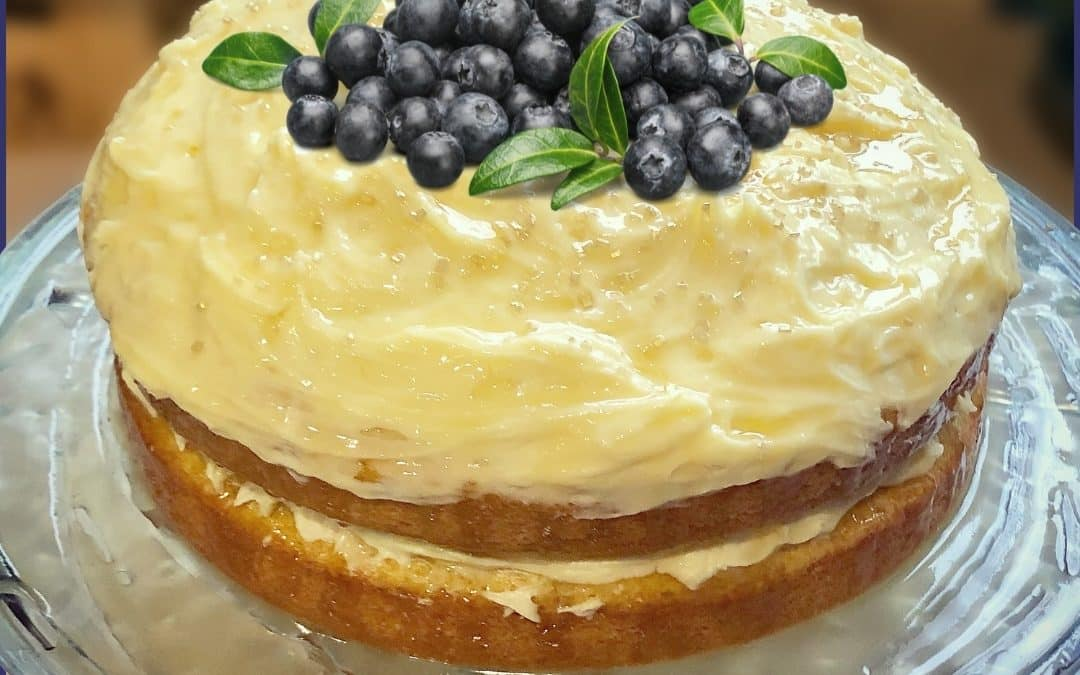 """""""HOLY F**K THIS IS AMAZING!!!"""" Layer Rum Cake Recipe with Rum Glaze and Cream Cheese Frosting"""